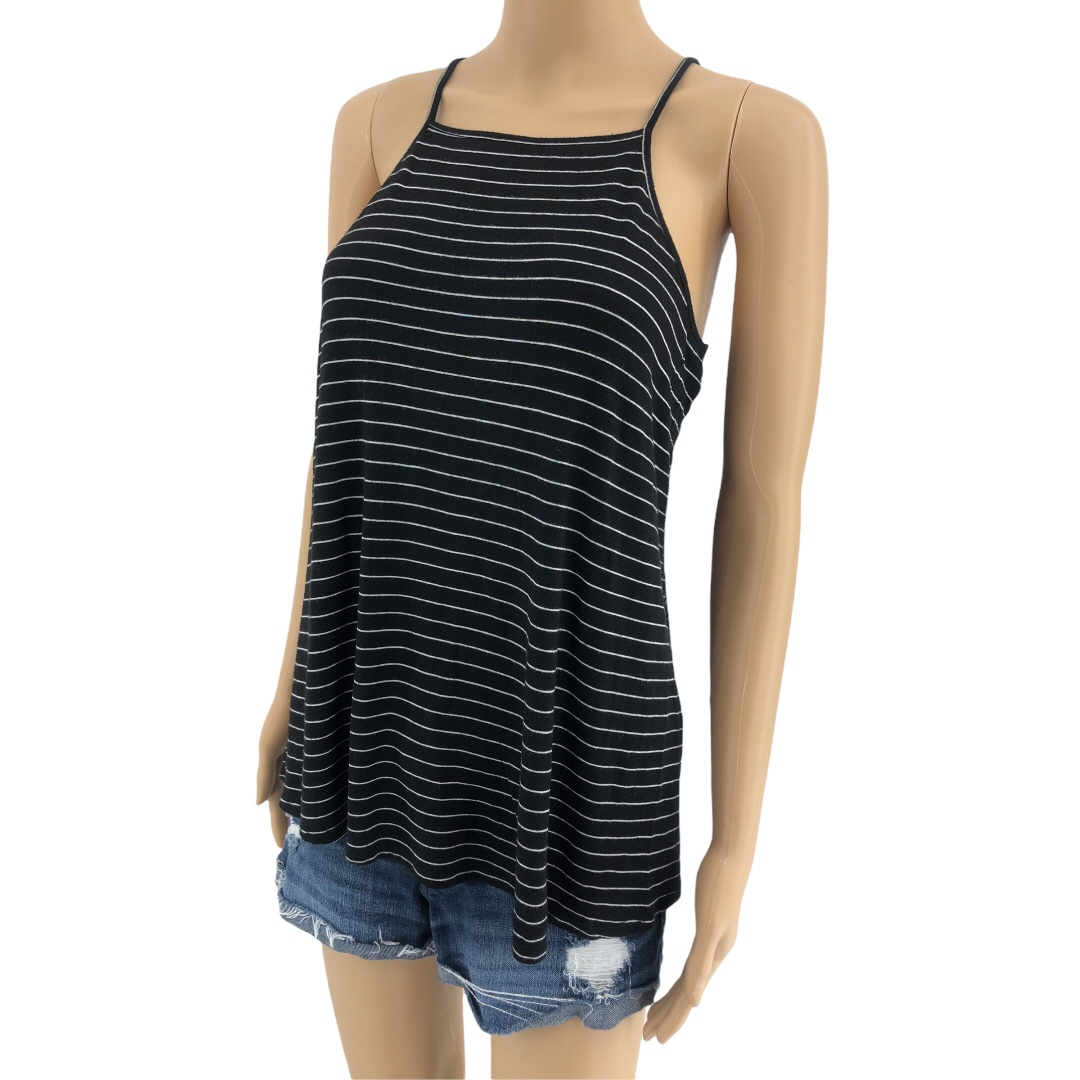 Product Image 1 - Mossimo (S) Women's Black Striped
