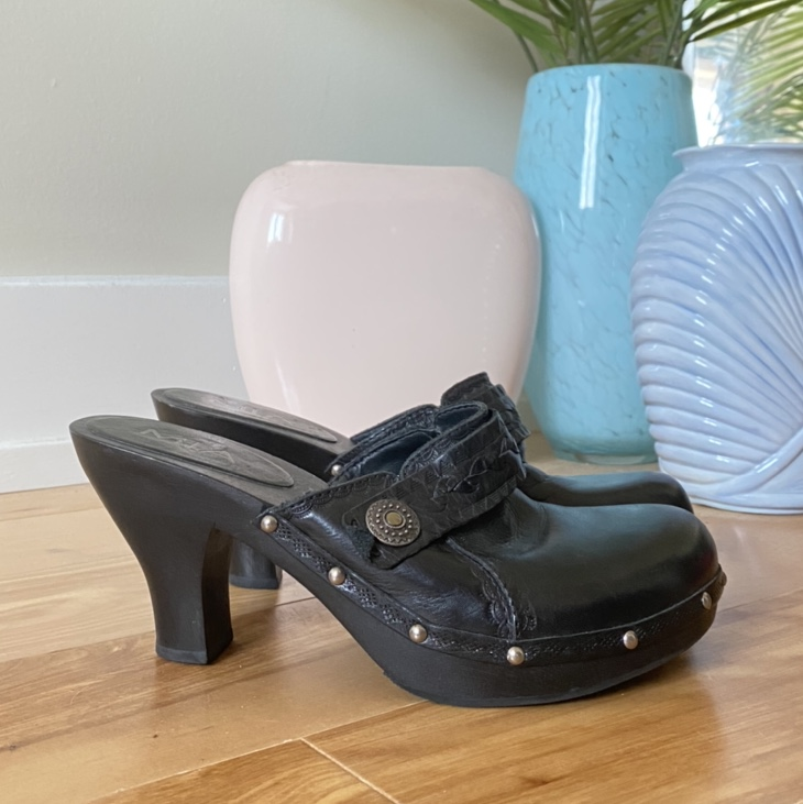 Product Image 1 - Vintage MIA heeled clogs with