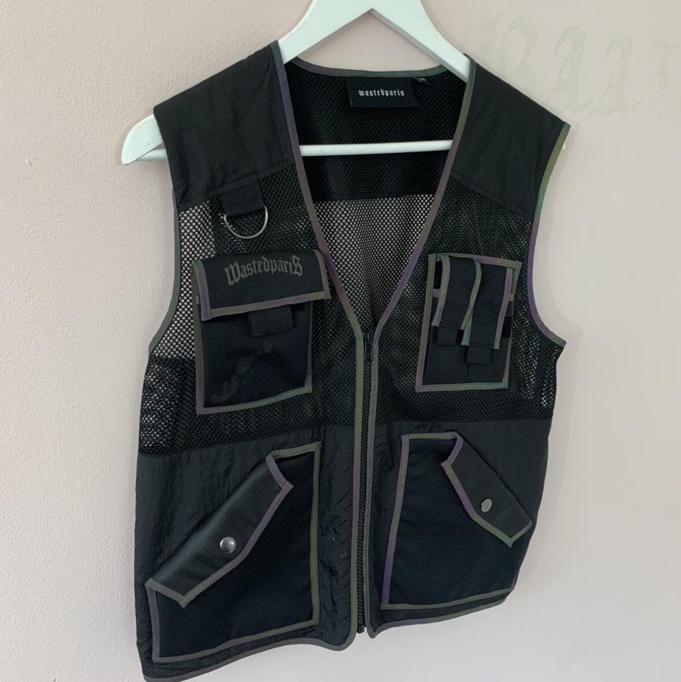 Product Image 1 - Wasted jacket black in very
