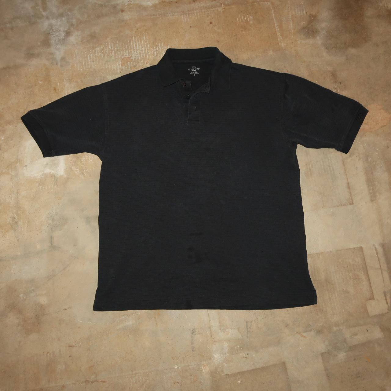 Product Image 1 - Dockers Golf Mens Small Black