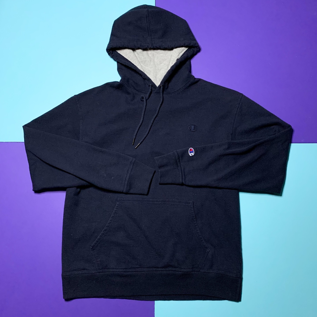 Product Image 1 - Champion Essential Hoodie  - Great Condition! -