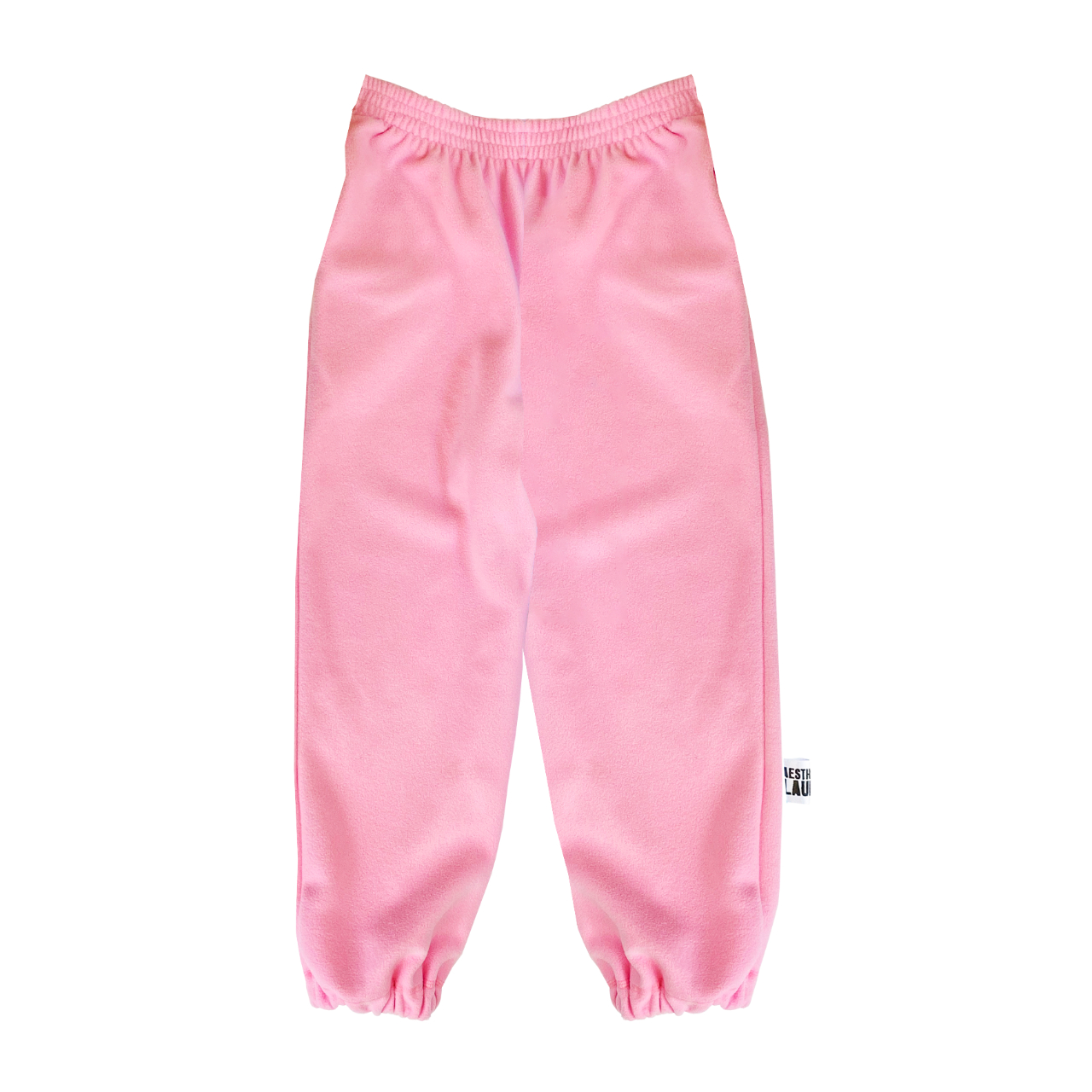 Product Image 1 - BABY PINK FLEECE JOGGERS from