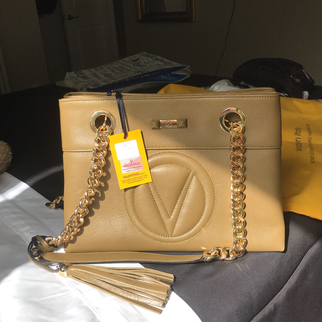Product Image 1 - AUTHENTIC VALENTINO BAG!!   Brand new