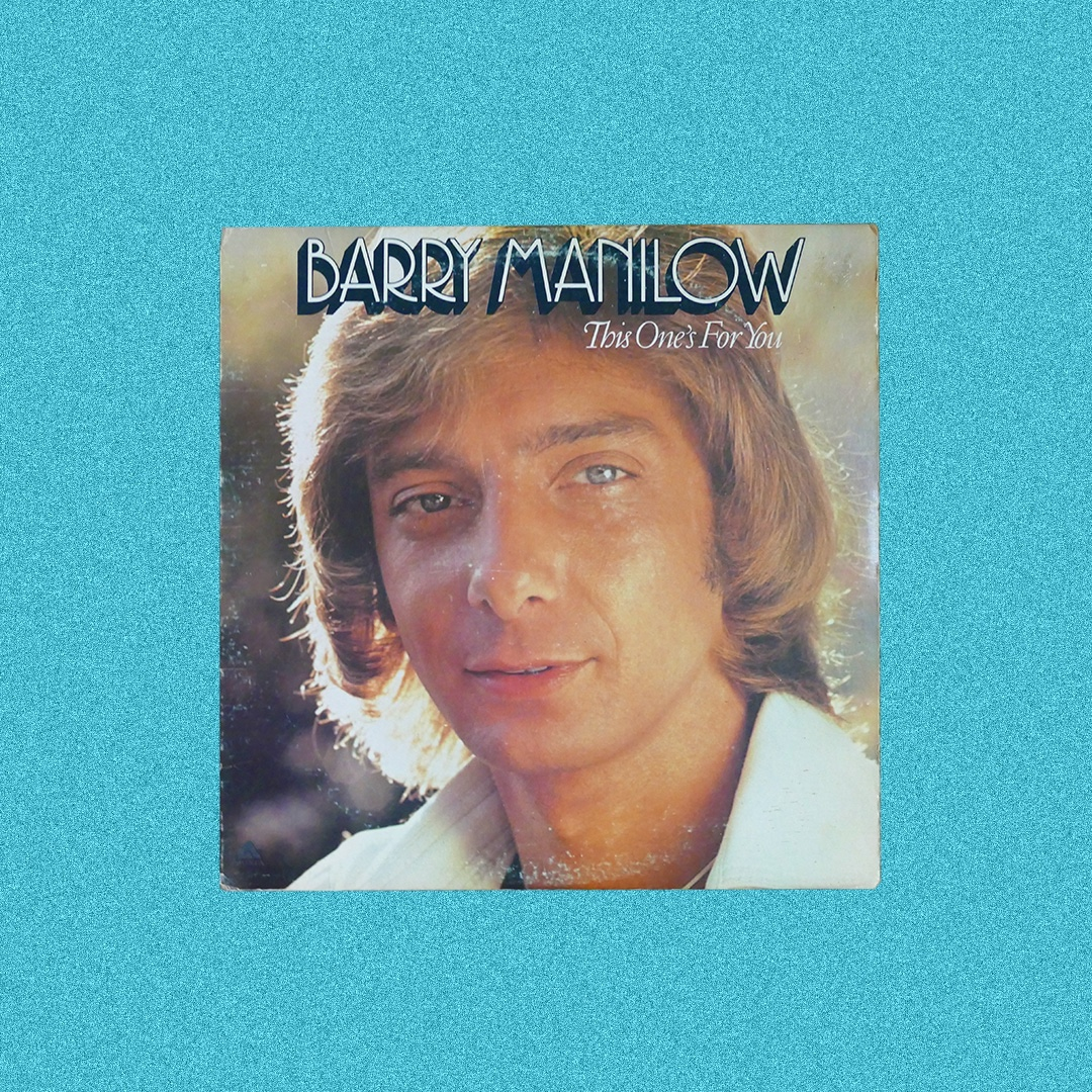 Product Image 1 - BARRY MANILOW, THIS ONE'S FOR