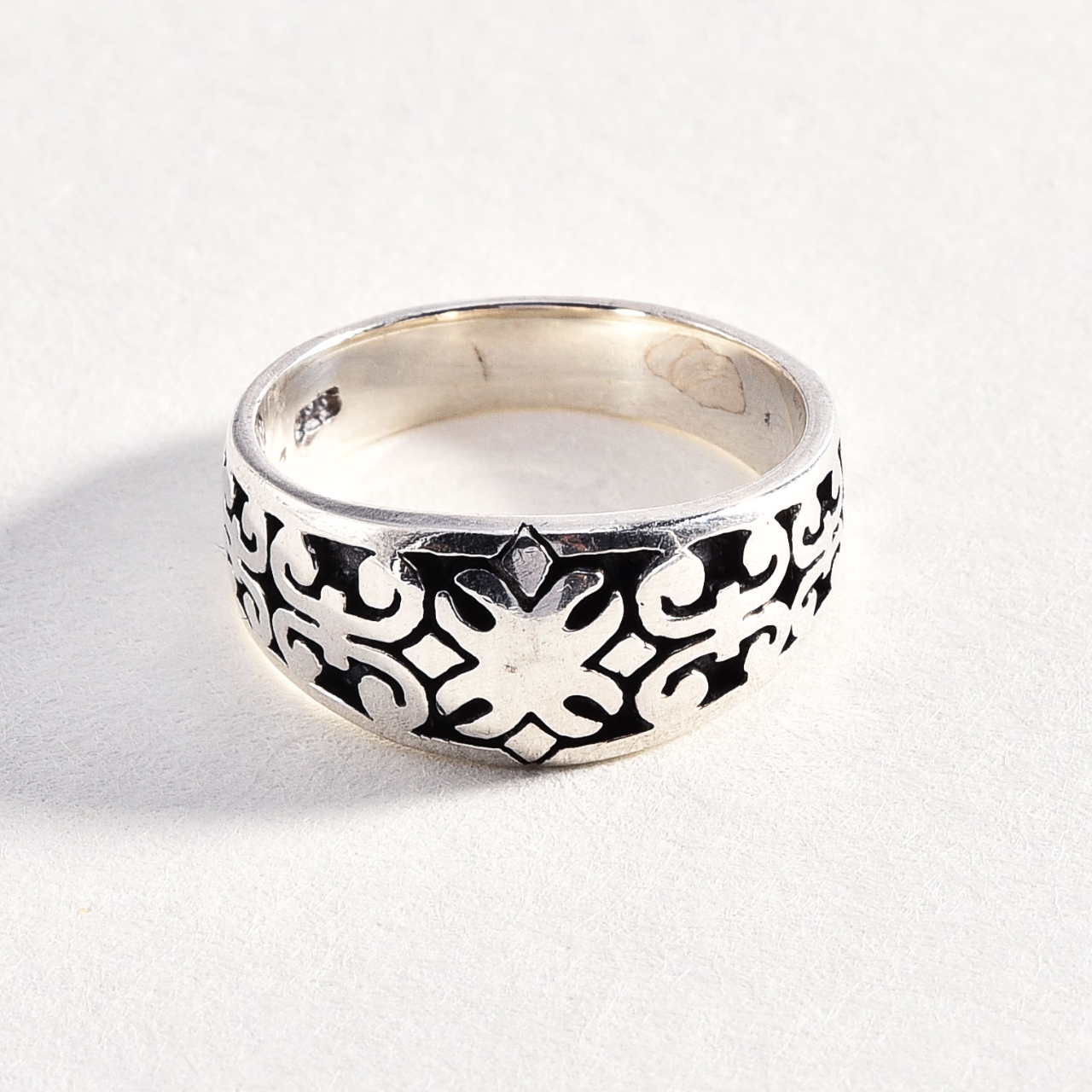Product Image 1 - Sterling 925 Silver Ring  Sterling Silver  Size