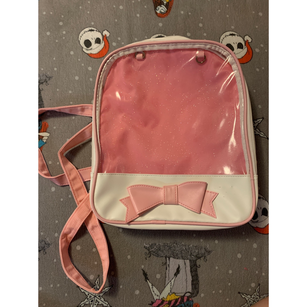 Product Image 1 - pink and white cutesy ita