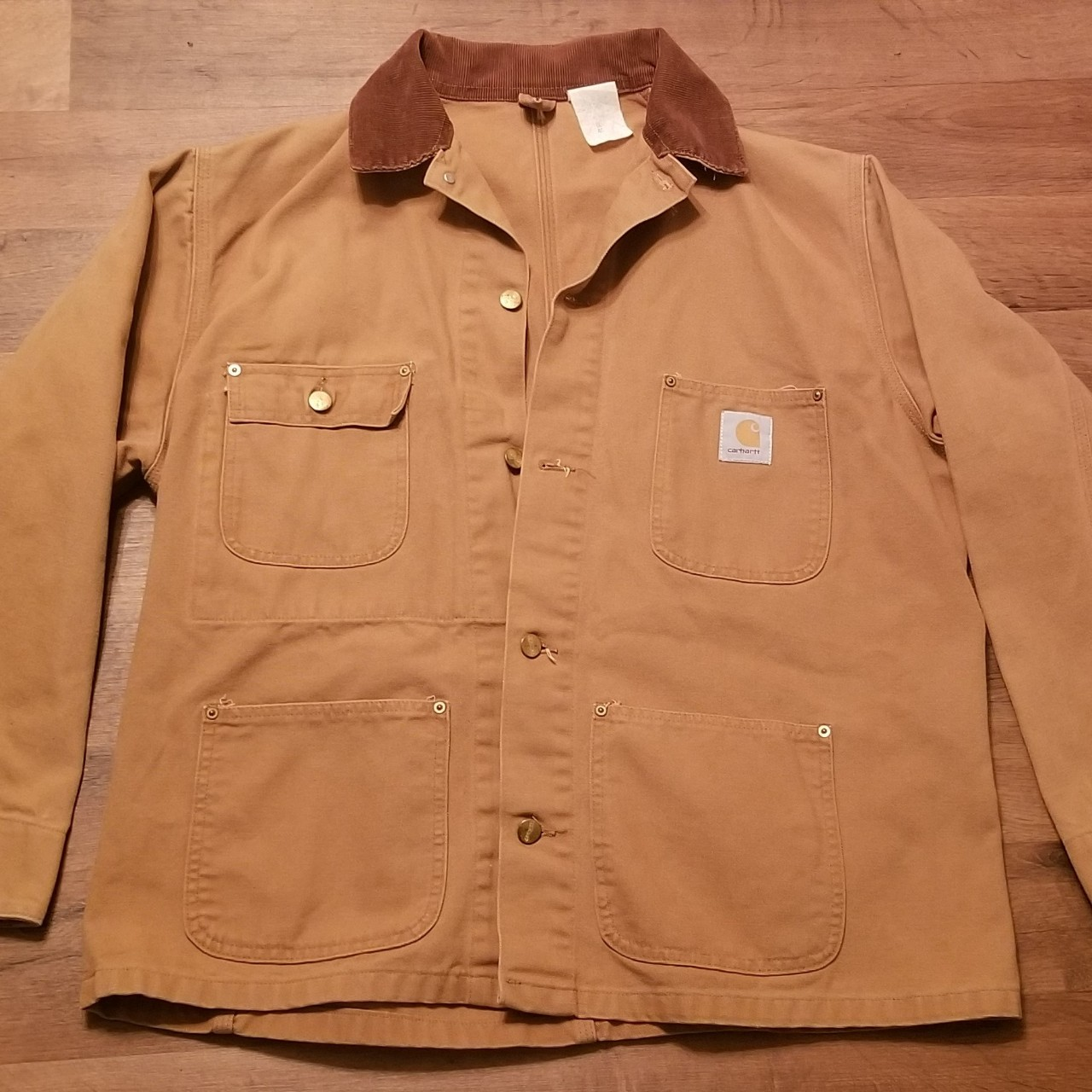 Product Image 1 - Classic Khaki Carhartt thick button