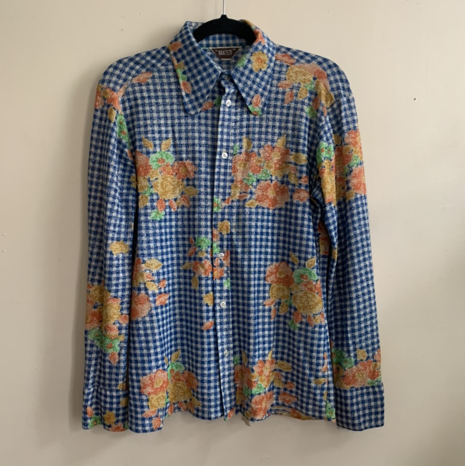 Product Image 1 - 70s Sparkle Button Up   🏷