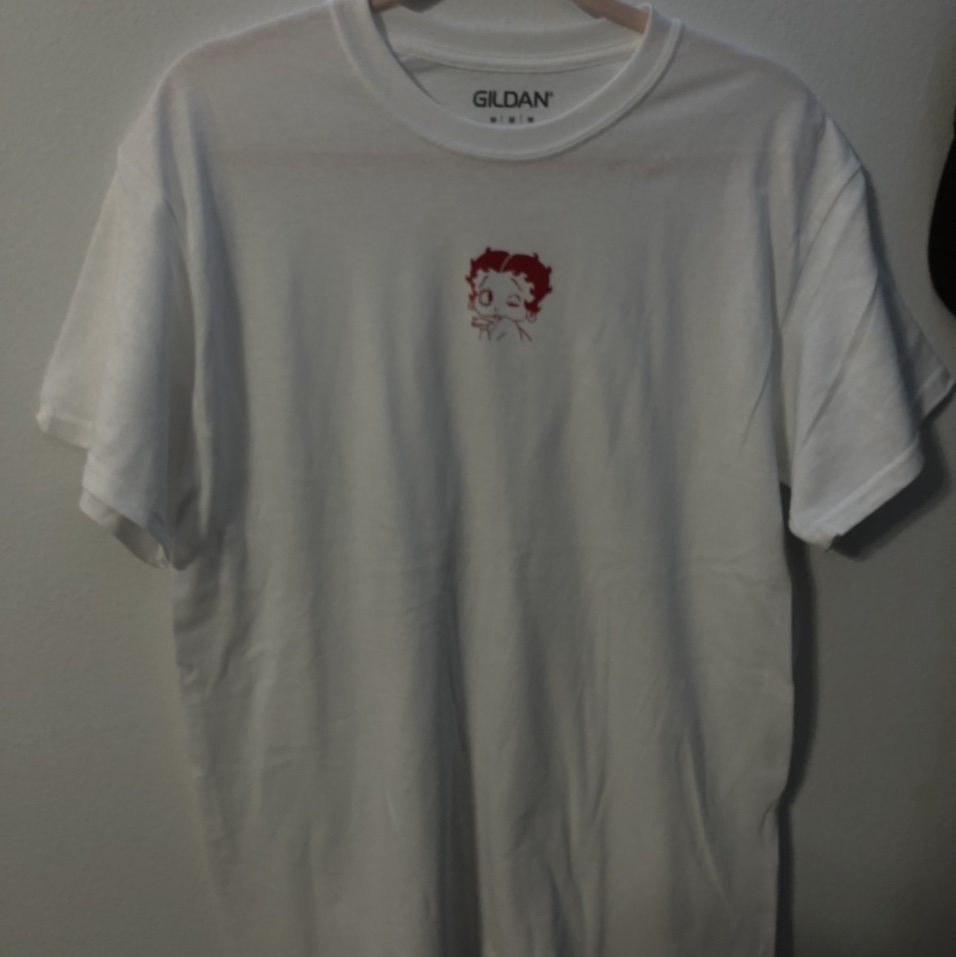 Product Image 1 - betty boop red  and