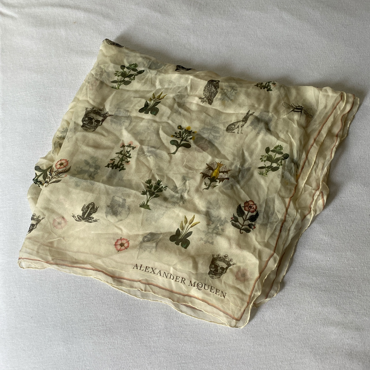 Product Image 1 - Large Alexander McQueen Scarf Vintage