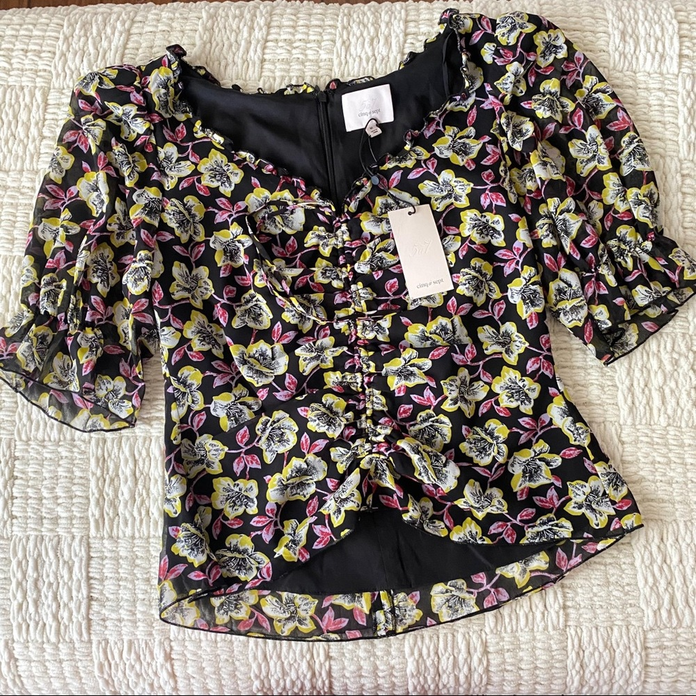 Product Image 1 - CINQ A SEPT Kimberly Top