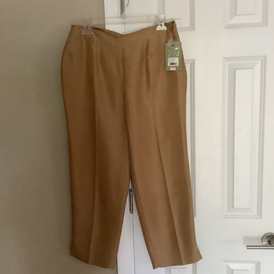 Product Image 1 - Vintage Marshall Fields Gold Pants Women's