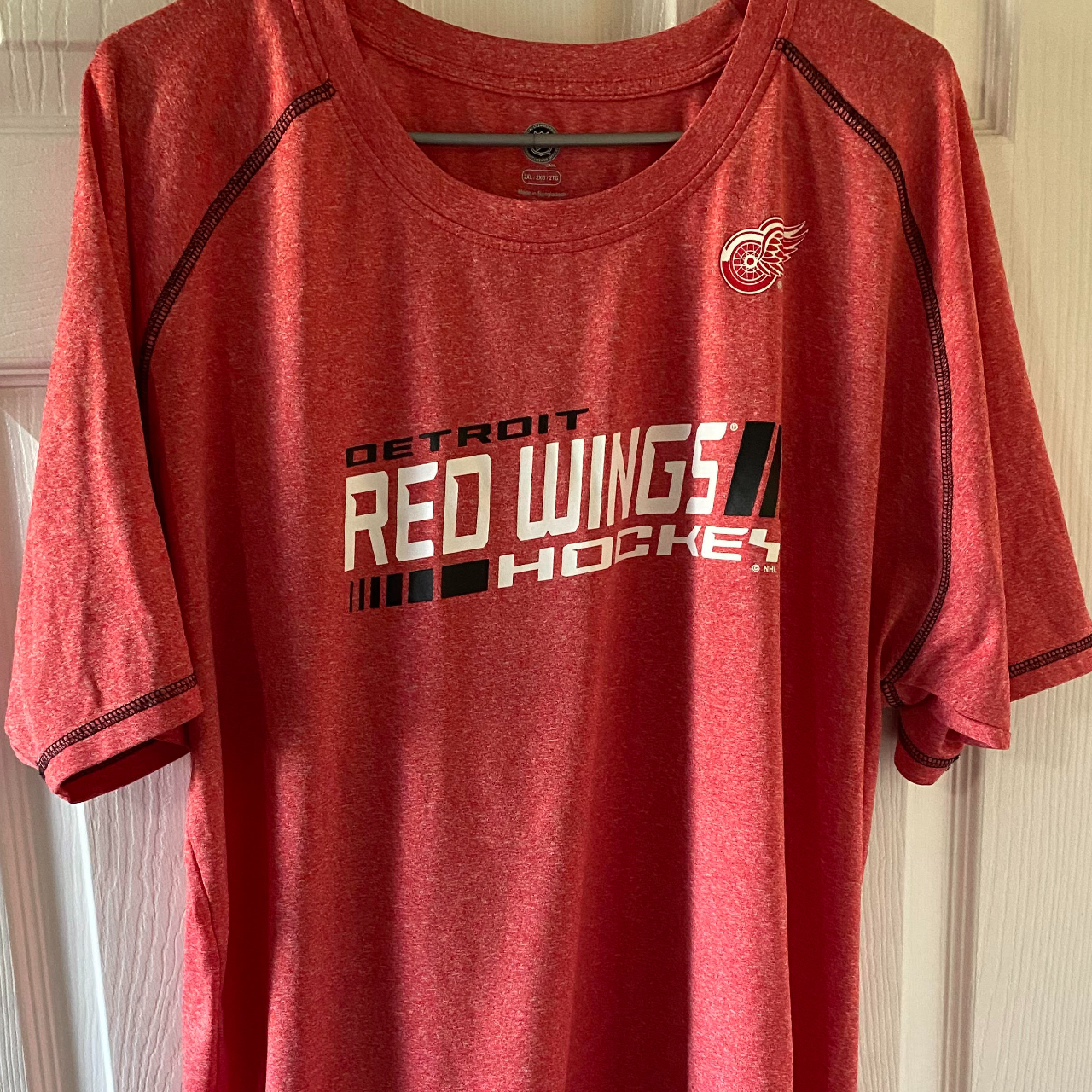 Product Image 1 - Detroit Red Wings NHL T-Shirt National
