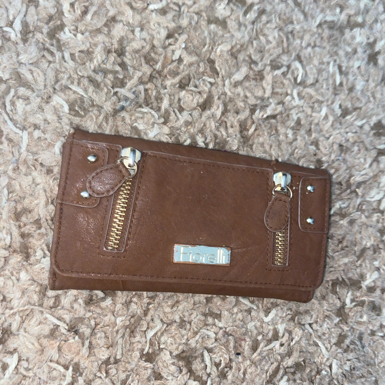 Product Image 1 - Brown and gold Fiorelli wallet
