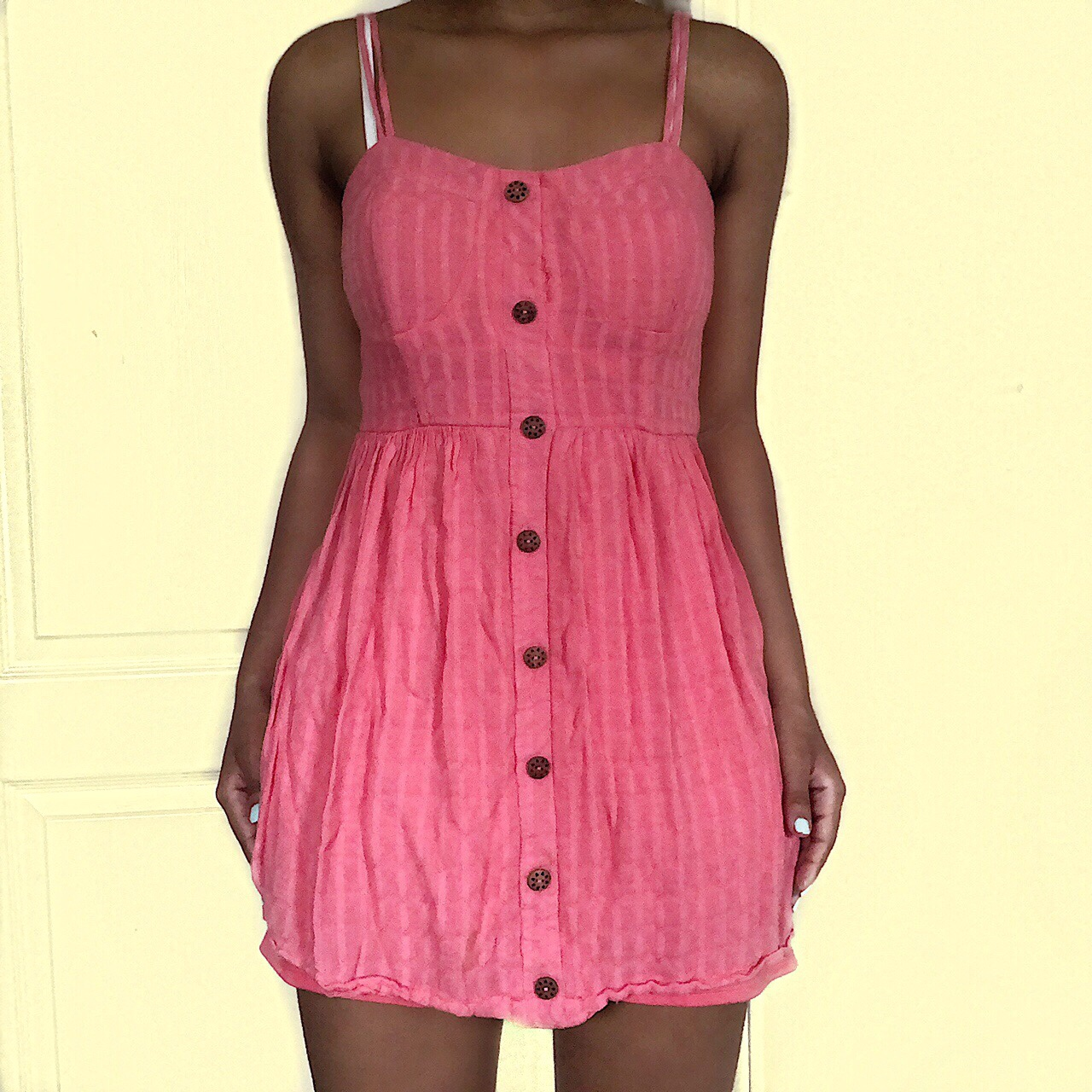 Product Image 1 - Pink cami dress looking for