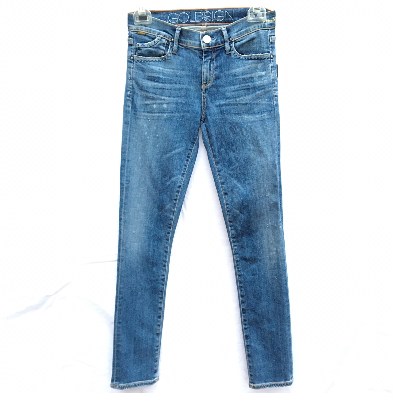 Product Image 1 - NWT Goldsign Frontier Skinny Jeans