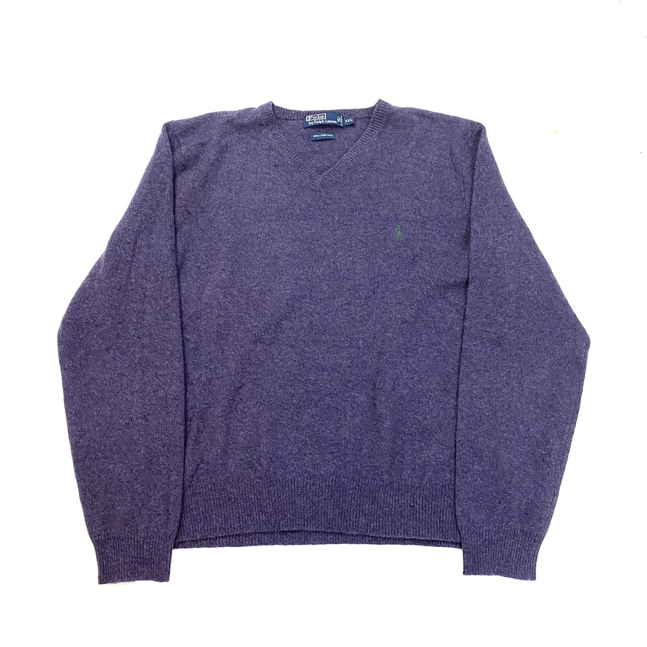 Product Image 1 - Y2K POLO WOOL KNIT SWEATER