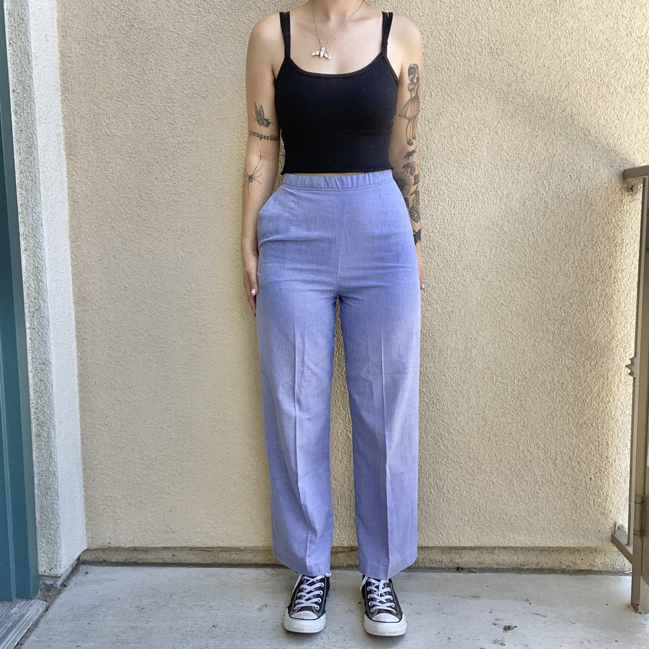 Product Image 1 - high waisted trousers pants vintage handmade