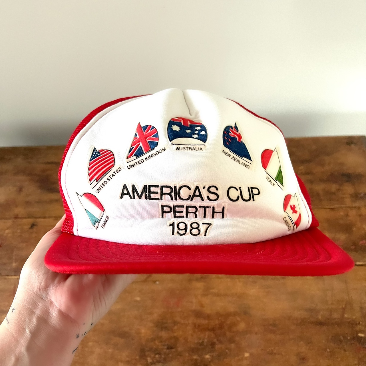 Product Image 1 - AMERICA'S CUP Perth 1987 Vintage