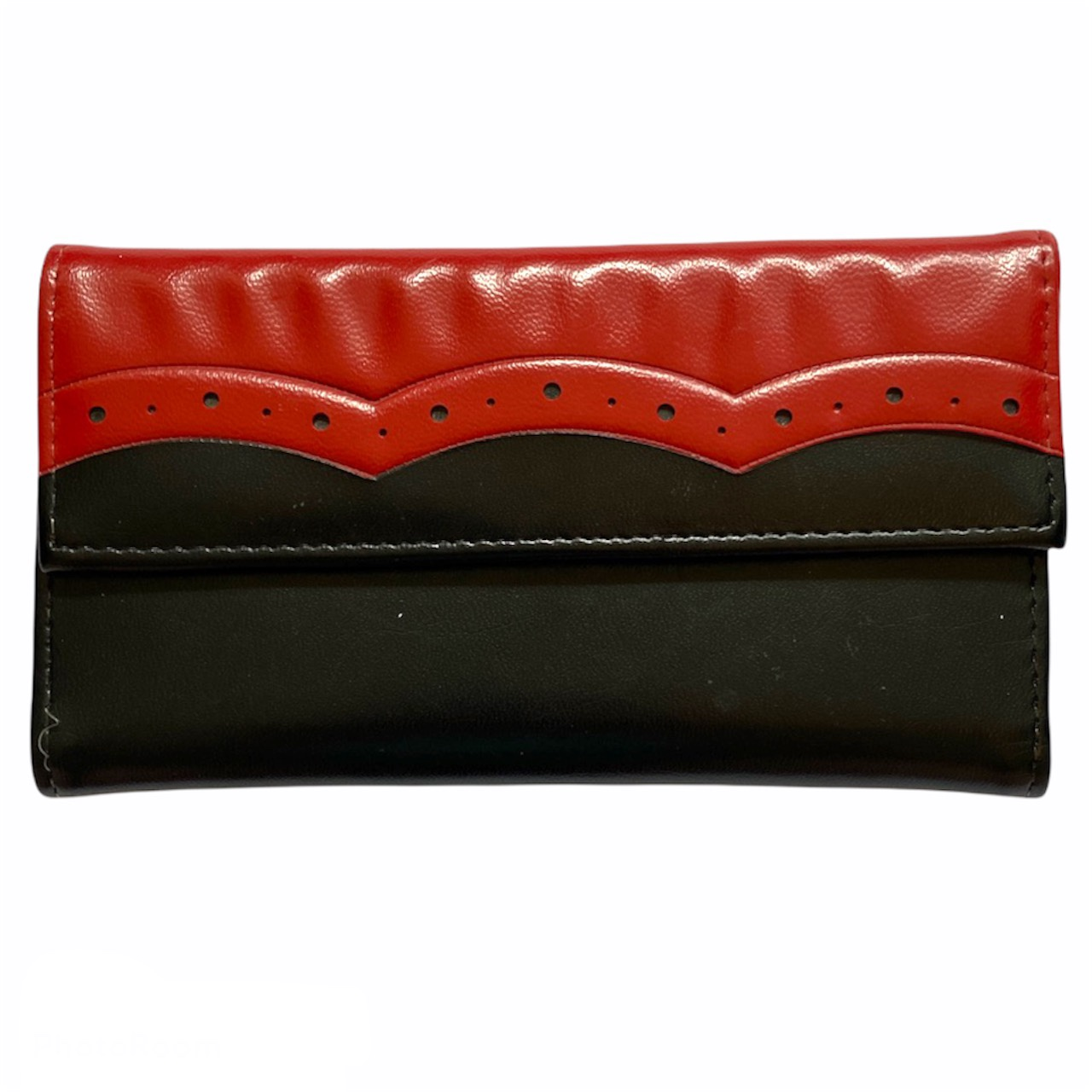 Product Image 1 - *Glossy red and black tri-fold