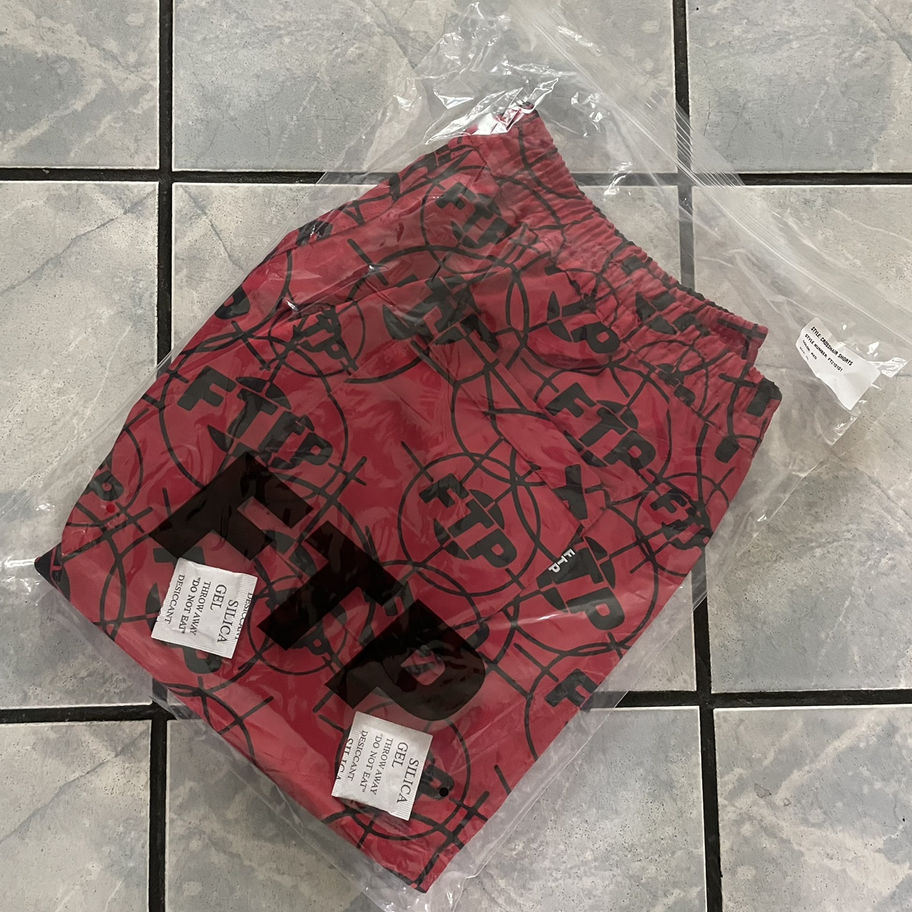Product Image 1 - Brand New!!! FTP Crosshair Shorts