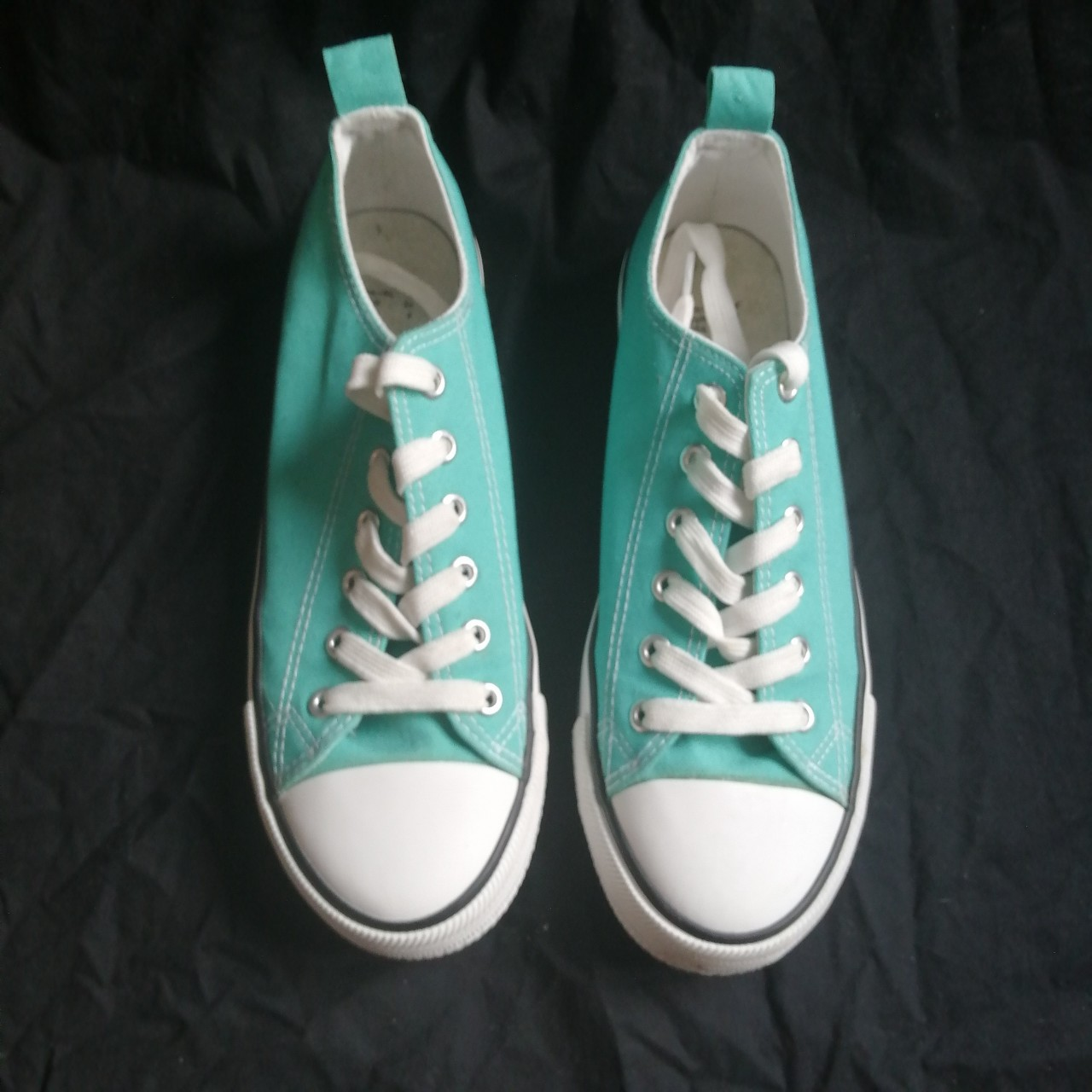 Product Image 1 - PRIMARK CONVERSE STYLE SHOES Bought these