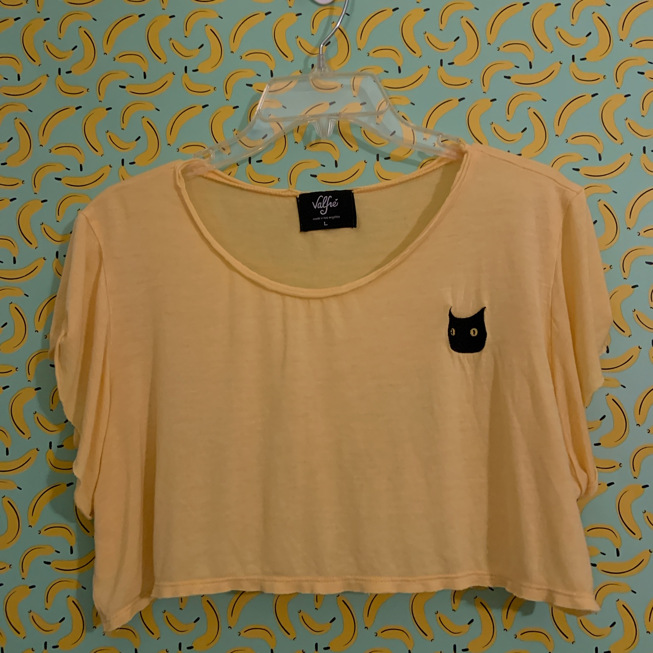 Product Image 1 - Valfré light yellow embroidered Bruno