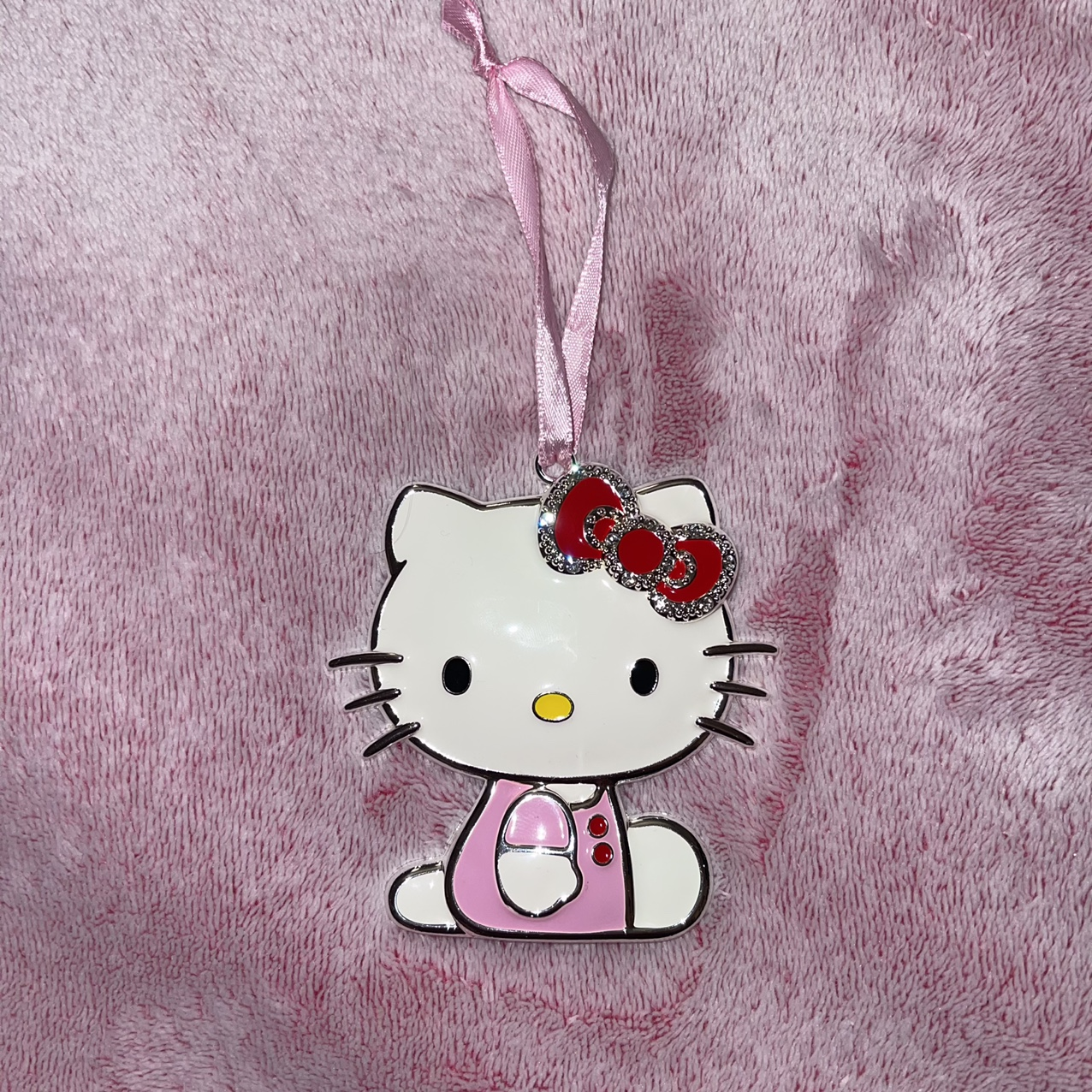 Product Image 1 - Hello Kitty Metal Ornament   Perfect