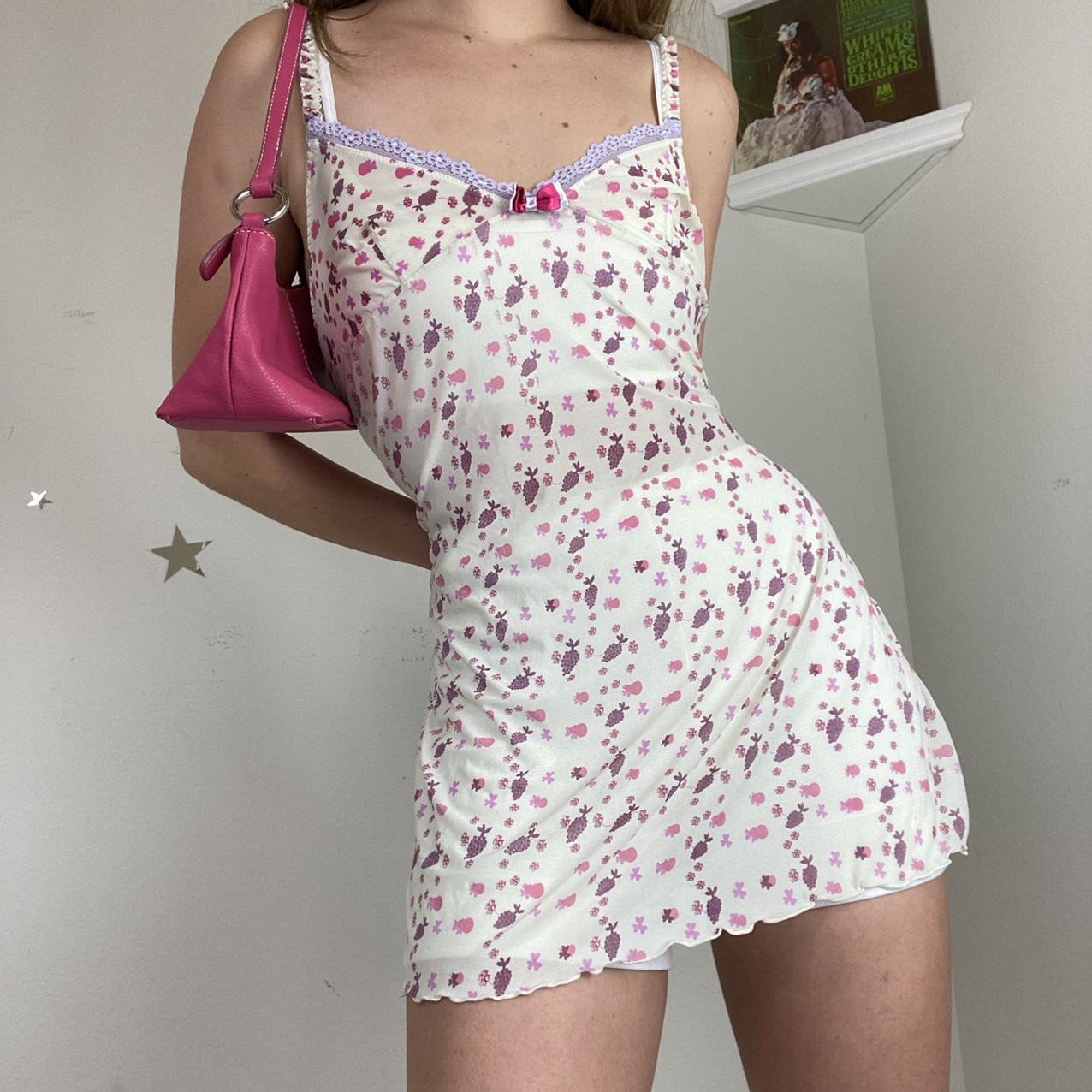 Product Image 1 - Sheer micromesh stretchy floral slip