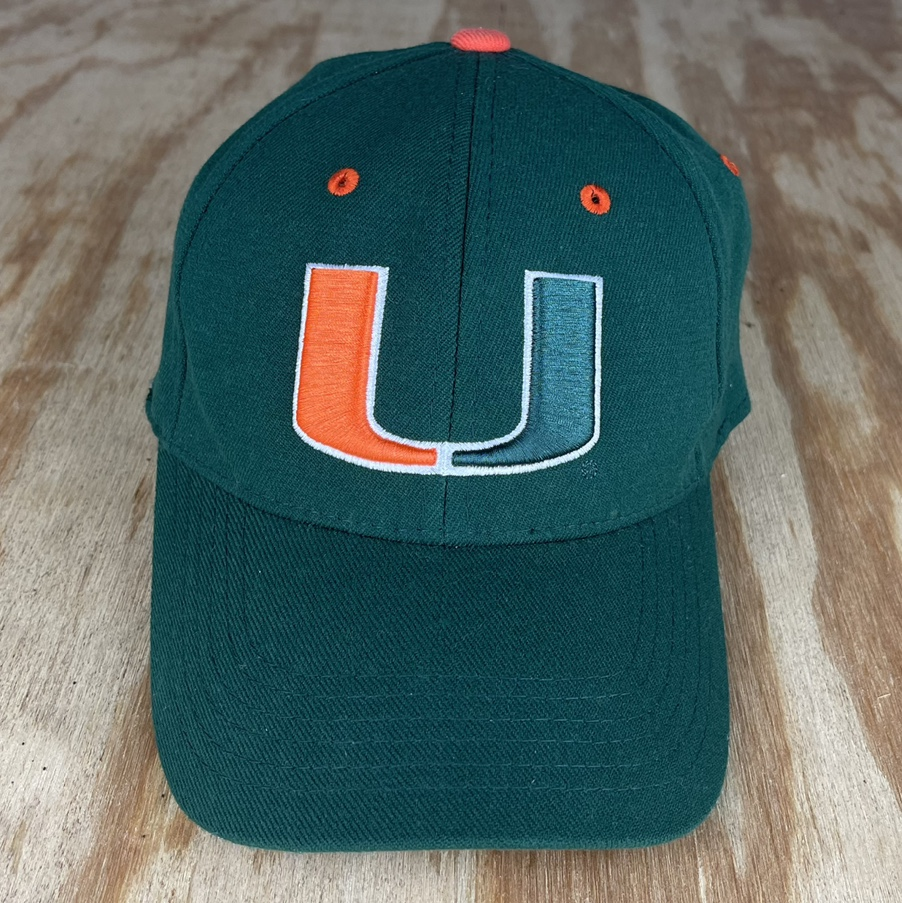 Product Image 1 - University of Miami hurricanes fitted