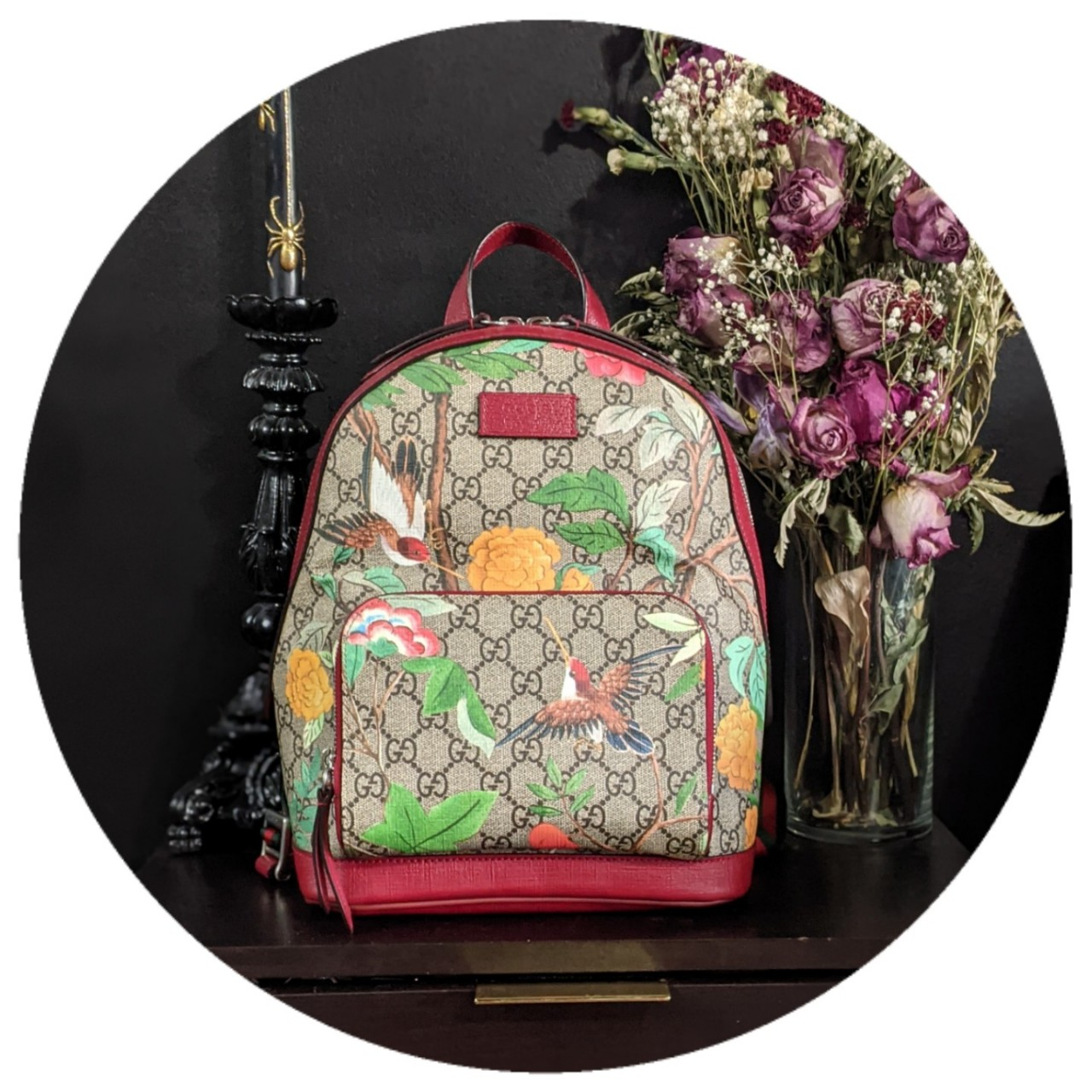 Product Image 1 - 🌾Gucci Supreme Tian Backpack🌾  ✨100% Authentic ✨