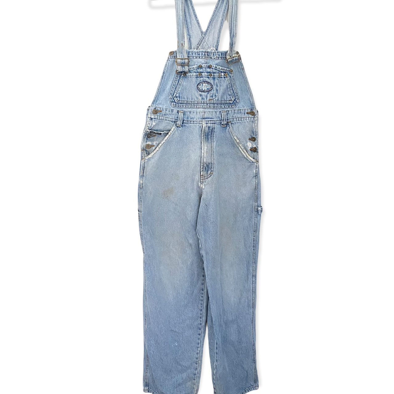 Product Image 1 - Vintage Paco Carpenter Overalls   Light