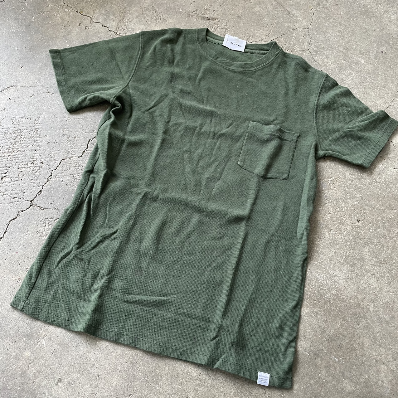 Product Image 1 - norse projects green pocket t-shirt